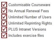 Courseware Features