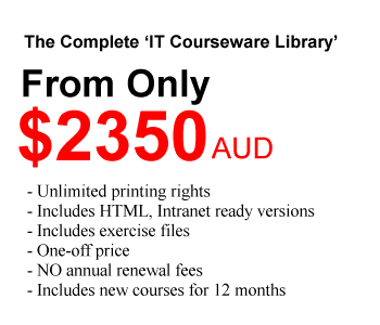 'IT Courseware Library'